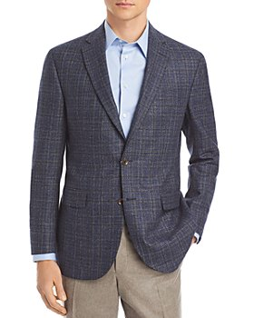 Jack Victor - Micro Check Regular Fit Sport Coat