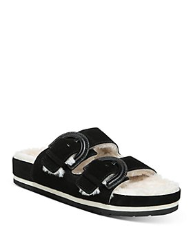 Vince - Women's Glyn 2 Slip On Buckled Sandals