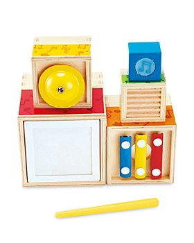 Hape - Stacking Music Set - Ages 18 Months+