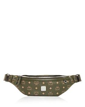 MCM - Visetos Medium Belt Bag
