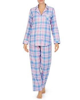 Ralph Lauren - Printed Cotton Flannel Pajama Set