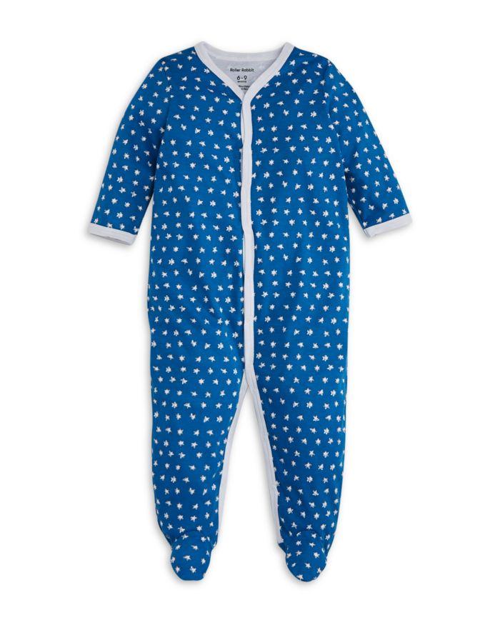 Roller Rabbit Unisex Starry Nights Cotton Footie - Baby    Bloomingdale's
