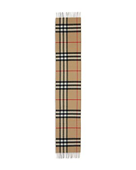 Burberry - Reversible Cashmere Scarf