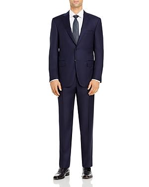 Canali Siena Tonal Stripe Classic Fit Suit
