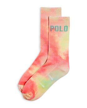 Ralph Lauren - Aran Tie-Dye Socks