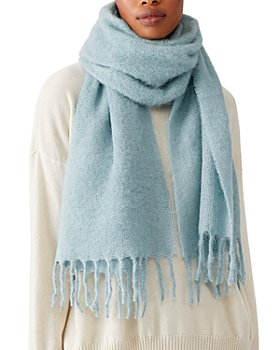 Eileen Fisher - Fringe Trim Scarf
