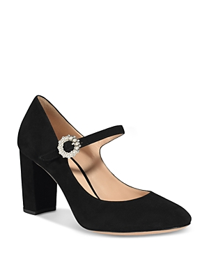Kate Spade KATE SPADE NEW YORK WOMEN'S MARA BUCKLED PUMPS