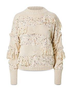 Nicholas - Faina Fringe Sweater