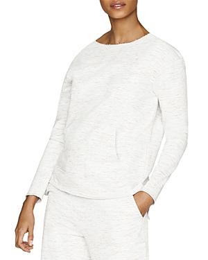 Eco Raw Edge Sweatshirt