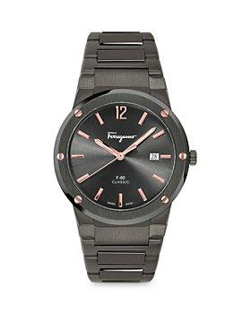 Salvatore Ferragamo - F-80 Classic Watch, 41mm