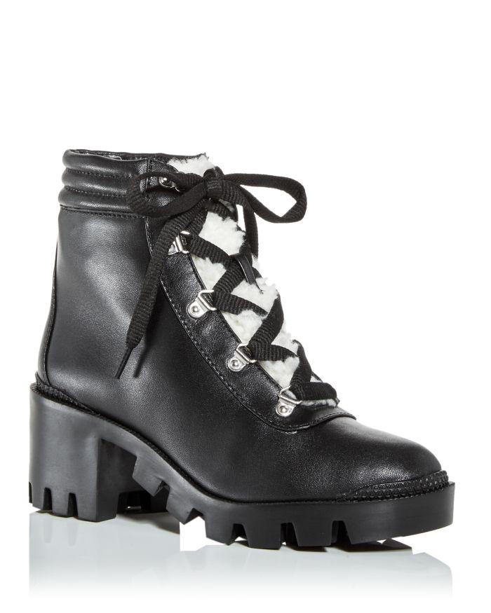 AQUA Women's Gilca Block Heel Booties  | Bloomingdale's