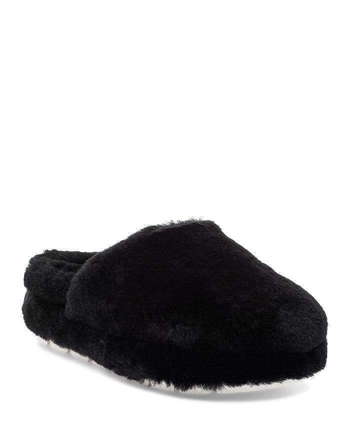 J/Slides - Women's Sleek Slip On Slippers