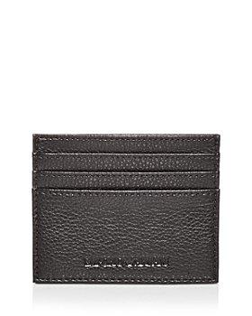 Armani - Leather Card Case & Key Fob Gift Set