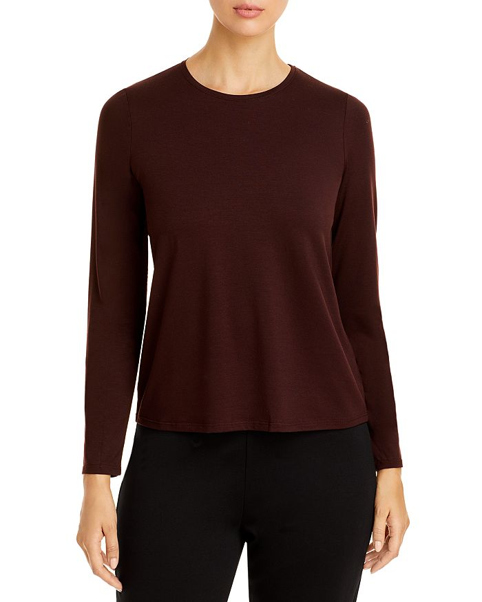 Eileen Fisher - Crewneck Top