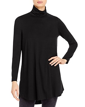 Eileen Fisher - Scrunched Turtleneck Top