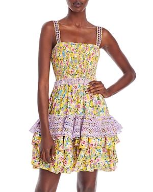 Celina Floral Dress