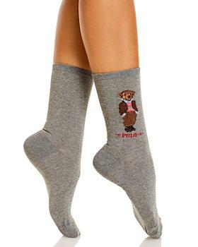 Ralph Lauren - Fair Isle Bear Socks