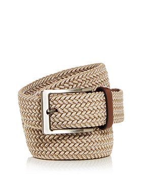 The Men's Store at Bloomingdale's - Braided Stretch Belt