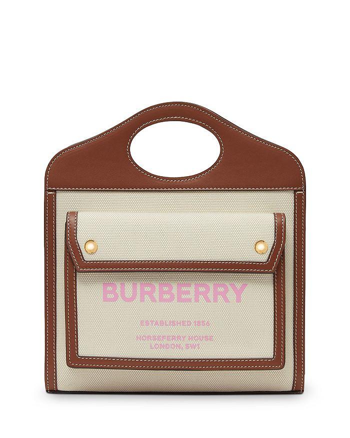 Burberry - Mini Pocket Tote