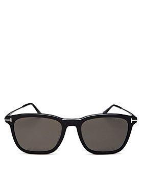 Tom Ford - Men's Arnaud Polarized Square Sunglasses, 56mm
