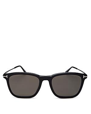 Tom Ford Men\\\'s Polarized Square Sunglasses, 56mm-Jewelry & Accessories