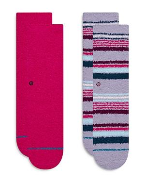 Stance Warm Fuzzies Socks, Set of 2-Women
