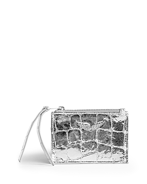 Zadig & Voltaire ZV PASS LEATHER CARD HOLDER