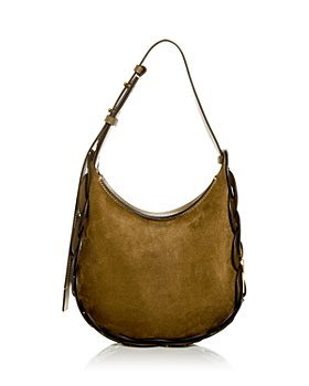 Chloé - Darryl Small Leather Hobo Bag