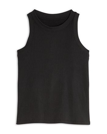 AQUA - Girls' Ribbed Tank Top - Big Kid - 100% Exclusive
