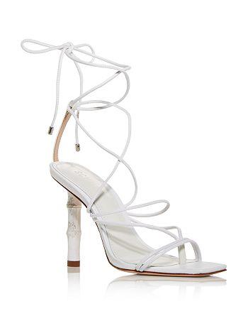 SCHUTZ - Women's Bibiana High Heel Thong Sandals