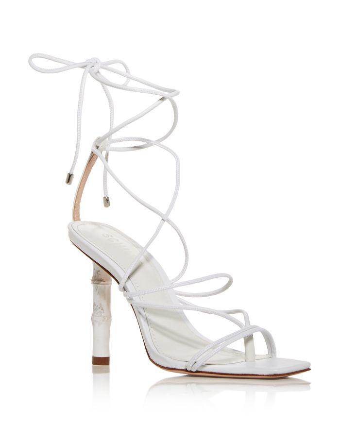 SCHUTZ Women's Bibiana High Heel Thong Sandals    Bloomingdale's