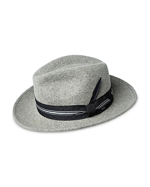 Bailey of Hollywood Marack Packable Wool Fedora-Men