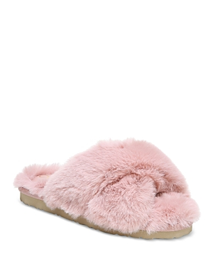 Sam Edelman WOMEN'S JEANE CROSS BAND SLIPPERS