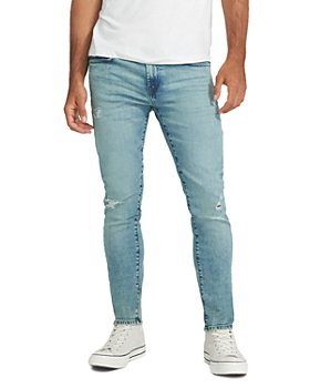 "J Brand - Tyler Taper 32"" Athletic Fit Jeans in Dayez"