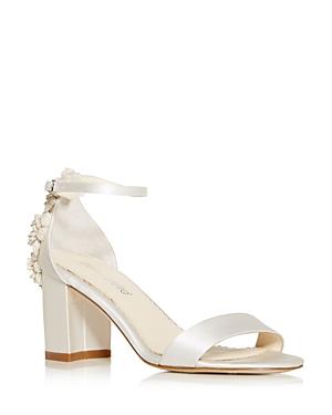 Women's Fabiola Embellished Block Heel Sandals