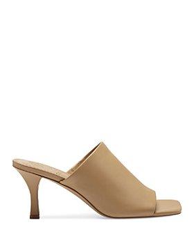 VINCE CAMUTO - Women's Arlinala Square Toe High Heel Sandals