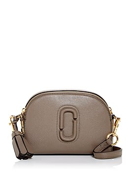 MARC JACOBS - Shutter Leather Crossbody