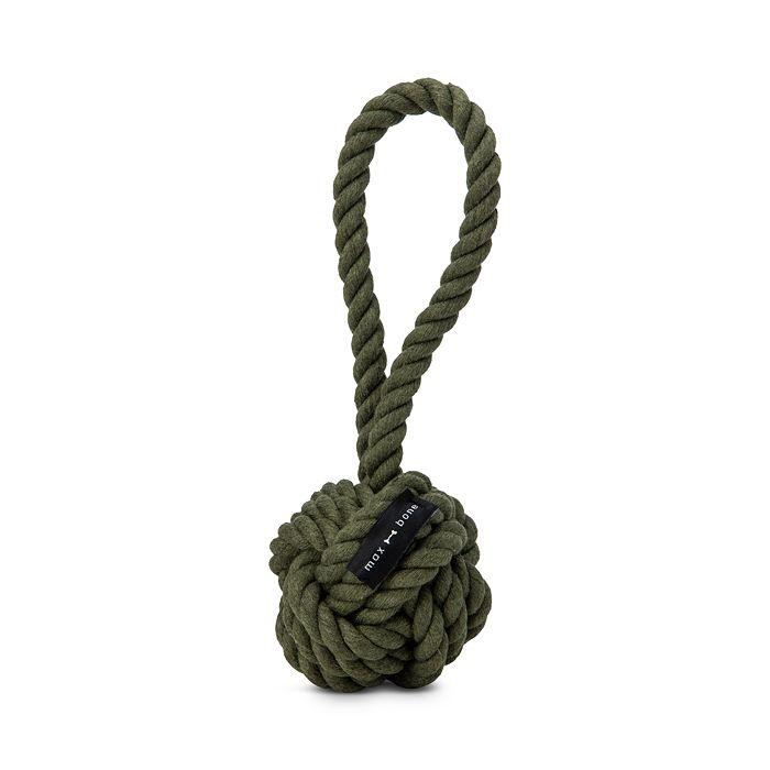 Max Bone - Rope Dog Toy, Large