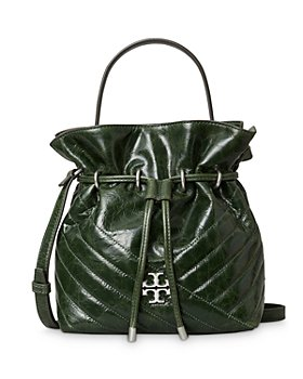 Tory Burch - Kira Chevron Mini Bucket Bag