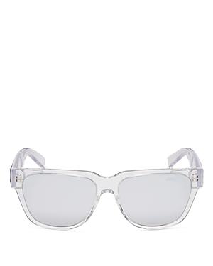 Dior Men's Rectangular Sunglasses, 57mm