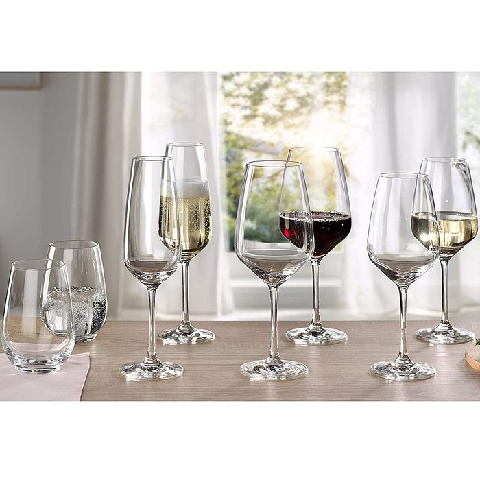 Villeroy & Boch - Voice Basic Wine Glasses, Set of 4