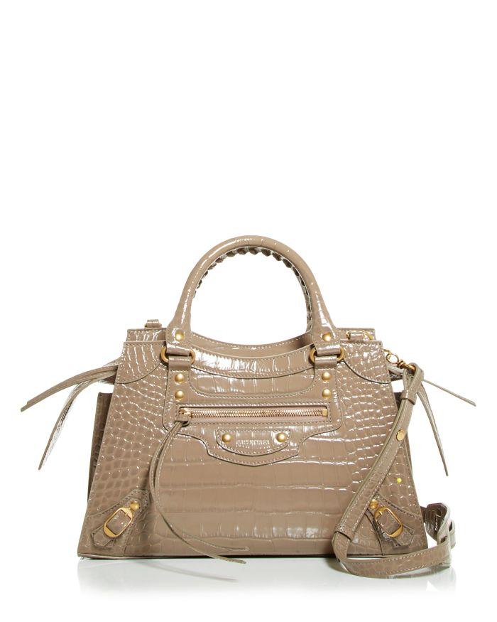 Balenciaga Neo Classic Small Top Handle Bag  | Bloomingdale's