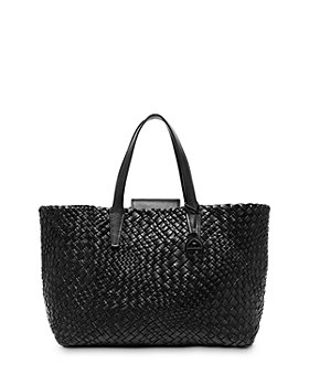 Etienne Aigner - Irene Woven Leather Tote