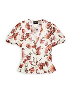 The Kooples - Floral Print Blouse