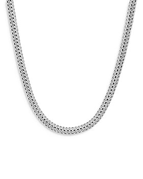 """JOHN HARDY - Sterling Silver Classic Chain Link Necklace, 16"""""""