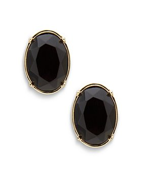 Ralph Lauren - Oval Button Earrings