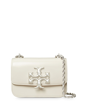 Tory Burch Eleanor Small Patent Leather Convertible Shoulder Bag-Handbags