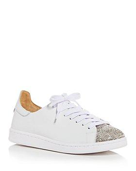 SCHUTZ - Women's Sienna Embellished Low Top Sneakers