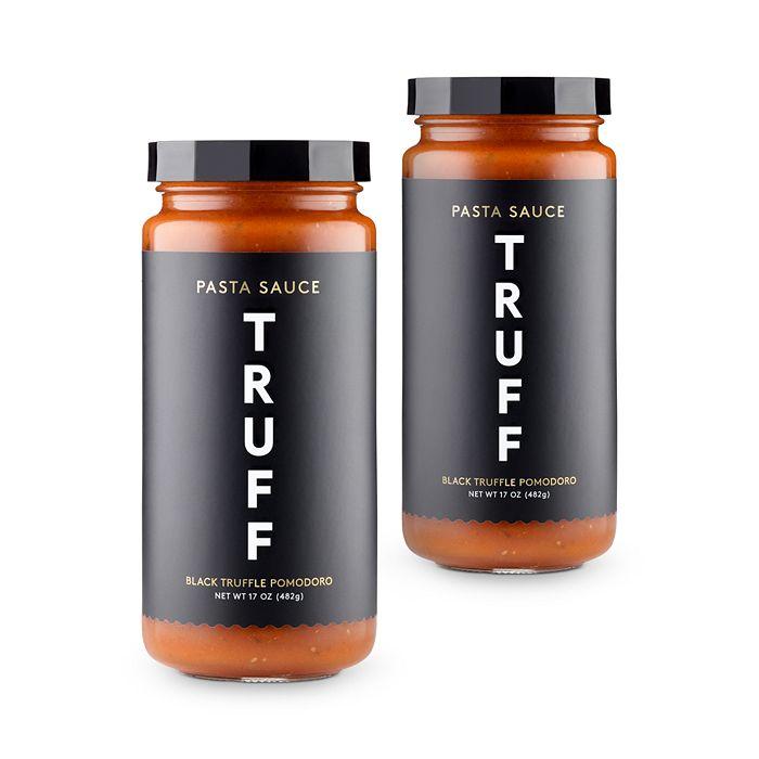 TRUFF - Black Truffle Pomodoro Pasta Sauce, 2 Pack