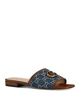 Gucci - Women's Jolie Double G Slide Sandals